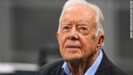 Jimmy Carter wants an age limit for the presidency -- and he may have a point