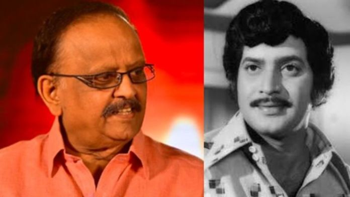 unknown story of fight between sp balu and super star krishna