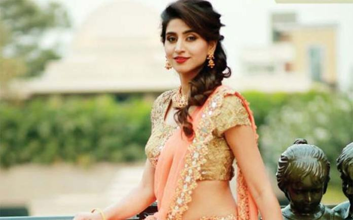 anchor Varshini Sounderajan trying her luck in tollywood