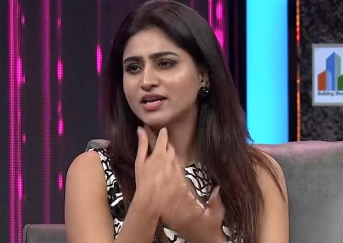 anchor varshini speaks about her entry into industry