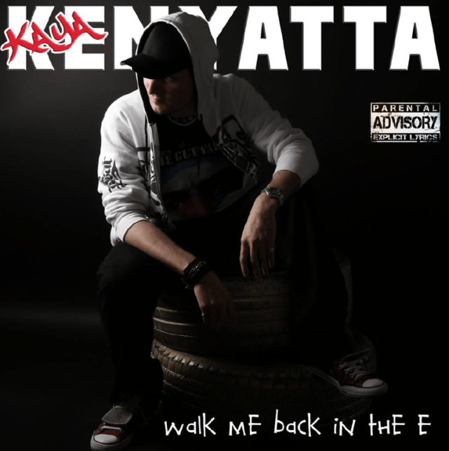 NSE BRAND NEW: KAYA KENYATTA has an attitude of revolution on new drop 'WALK ME BACK IN THE E'