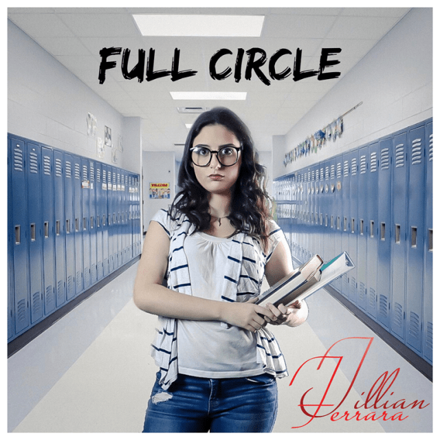 Almost cinematic in it's production techniques with an experimental and grand vibe, 'Jillian Ferrara' releases the catchy pop music video and single 'Full Circle'