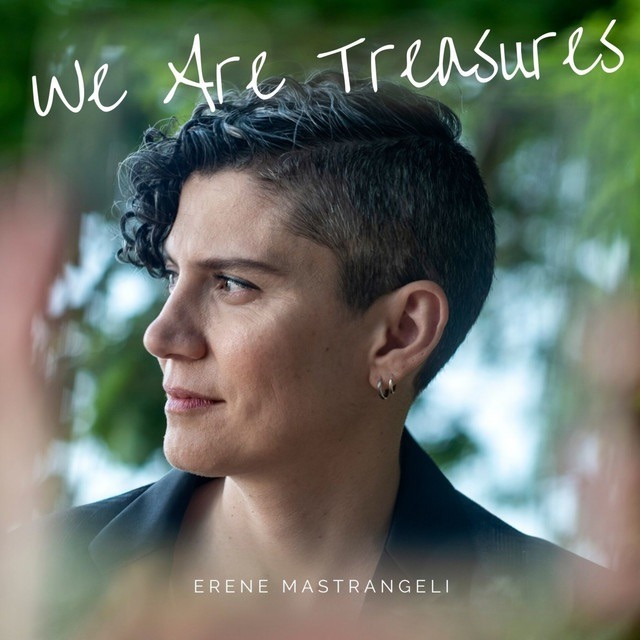 New Sound Express Singer/Songwriters of 2020: Italy's piano songstress 'Erene Mastrangeli' arrives in 'Tori Amos' style with her touching, beautiful, euphoric vocal and piano single 'We Are Treasures'