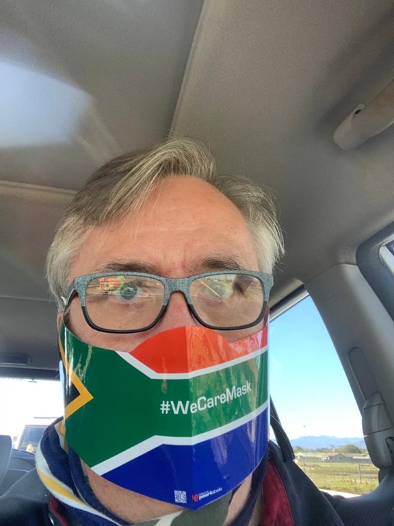 NSE GLOBAL NEWS BULLETIN: One of South Africa's largest Print Management companies, 'Complete Print', get onboard globally in producing high volume special 'Barrier Face Masks' made from water resistant 'Tyvek'.