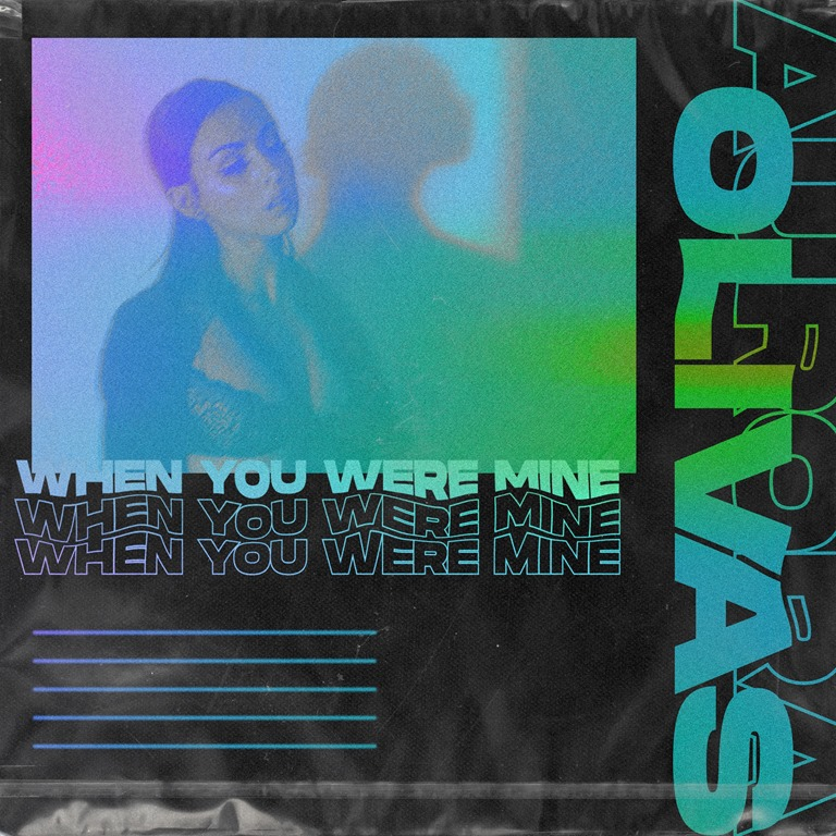 NEW SOUND EXPRESS ESSENTIAL POP OF 2020: Stylish new pop star 'Aurora Olivas' lets loose melodic emotion and sentimental pop sophistication on new single 'When You Were Mine' with 'JACSIN'.