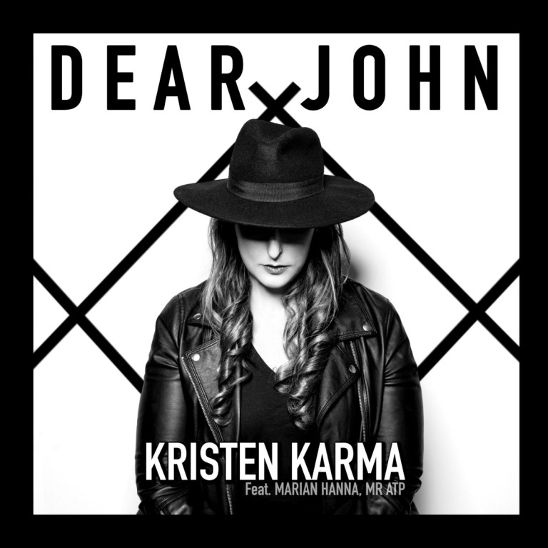NSE POP BALLADS THAT STAY WITH YOU FOREVER: After supporting Lady Ga Ga, Akon and dropping tracks with lil'Jon, 'Kristen Karma' carries on her success with big touching piano and pop rock ballad 'Dear John'