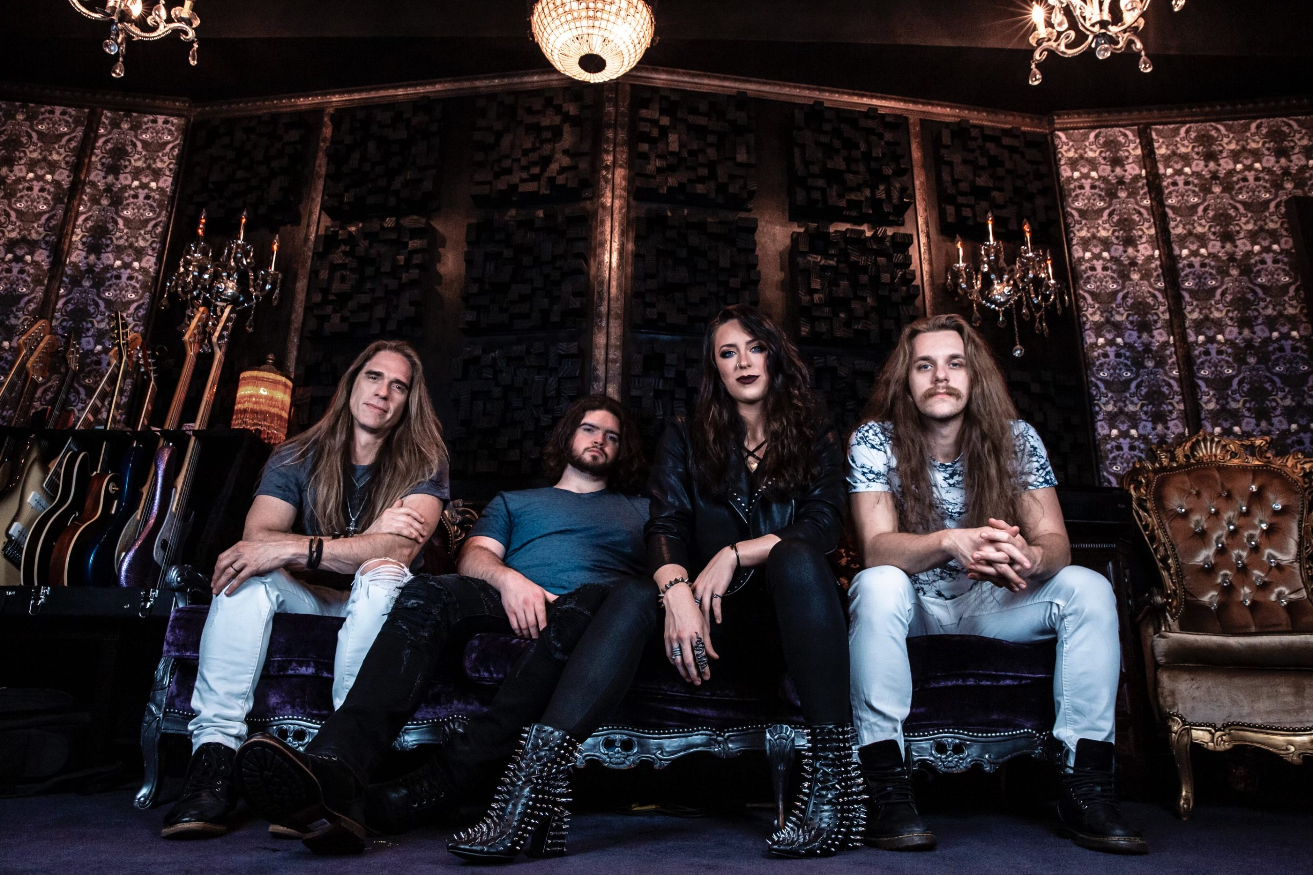 """Hard-Rock group'Paralandra'release brand new track """"Only Human"""""""