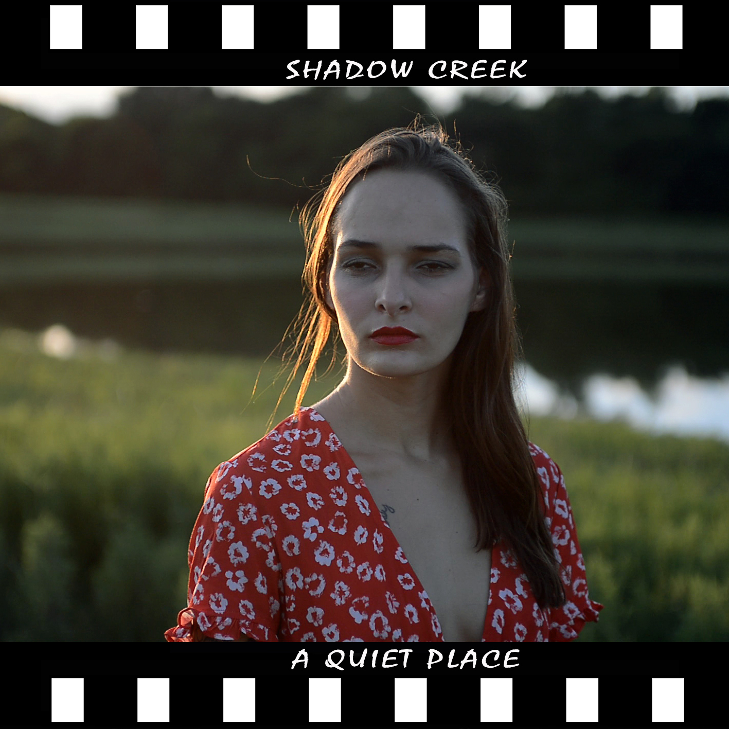 Electronic rock, post-punk, gothic and  darkwave outfit 'Shadow Creek' release new track 'A Quiet Place'