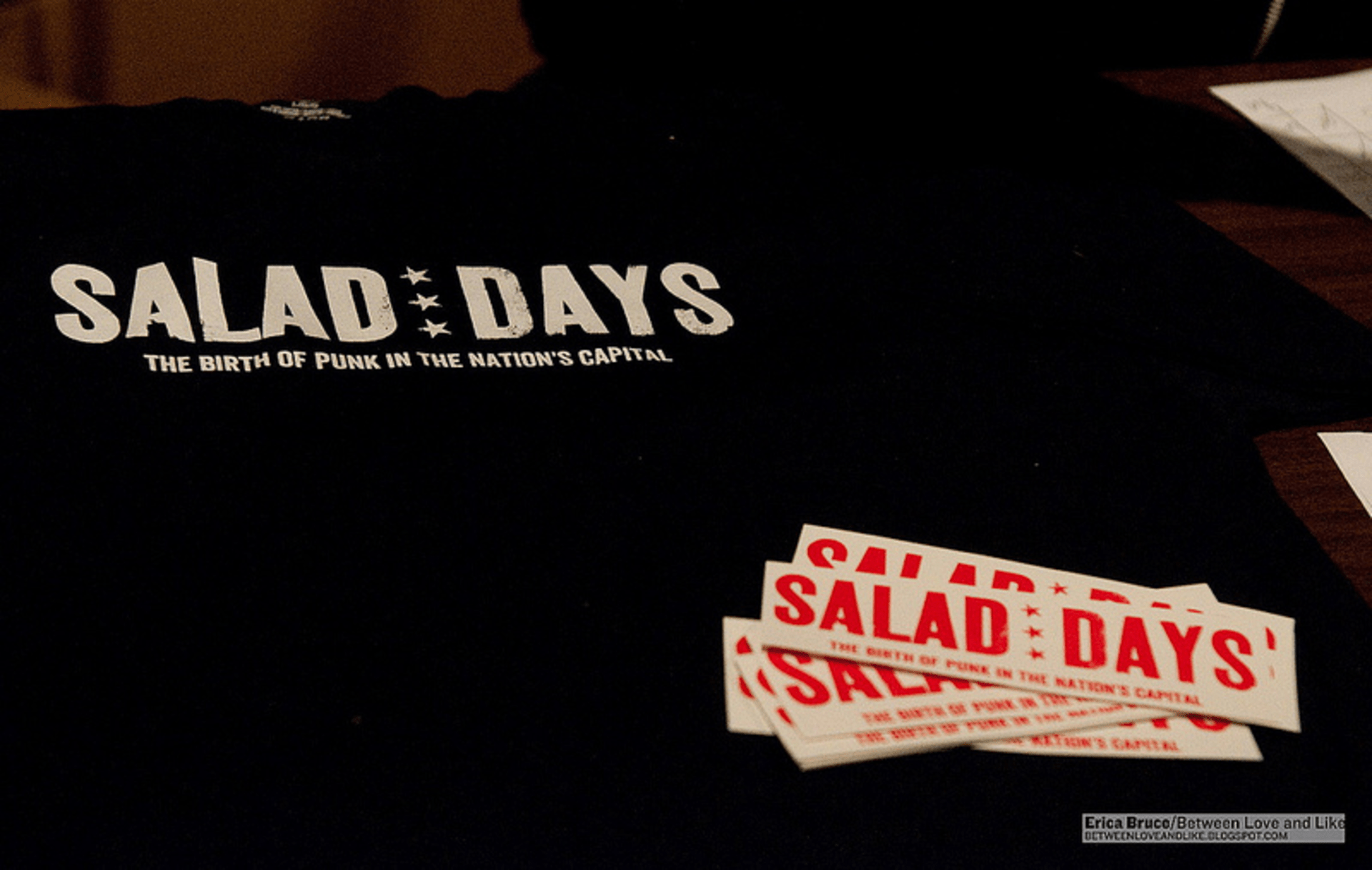 Salad Days merch
