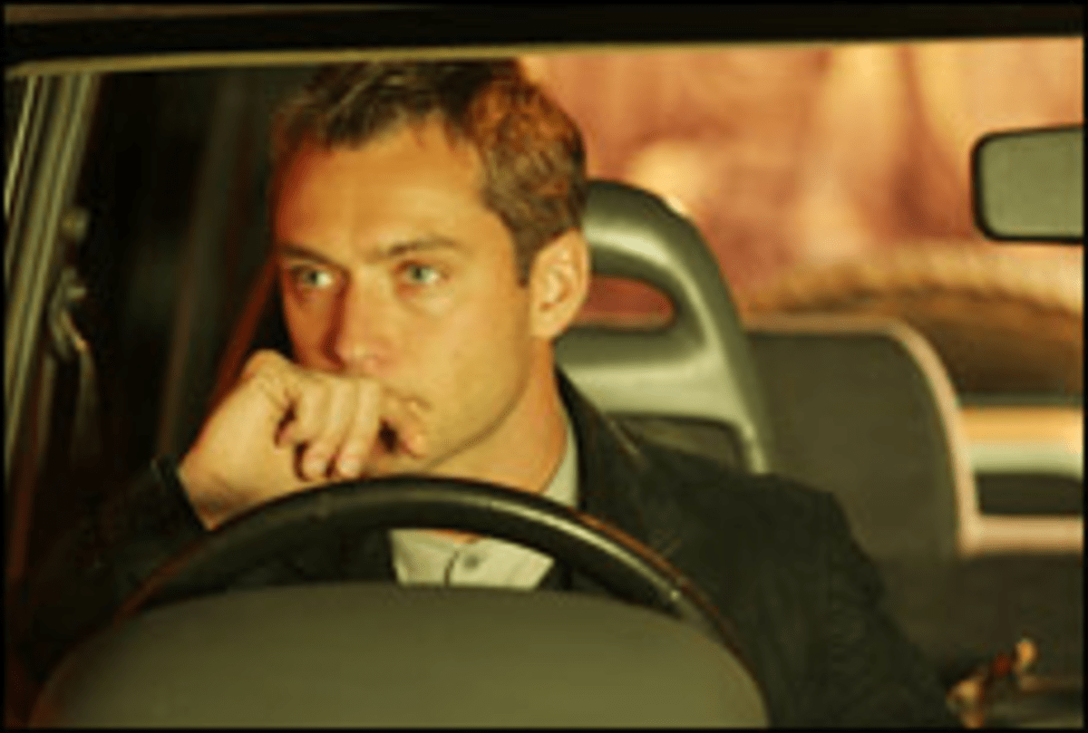 Building a Mystery: Breaking and Entering?s Jude Law plays an architect hunting down a thief.