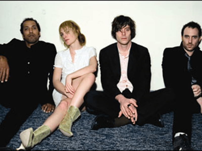 The Metric Schism: The band???s debut sounds more like Haines??? solo work.