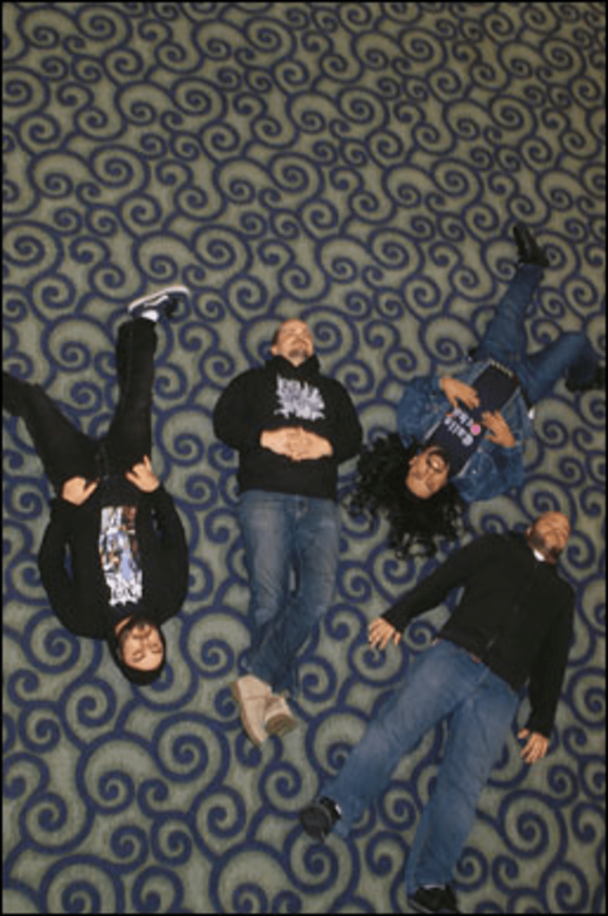 Four on the Floor: Torche keeps its art metal simple.