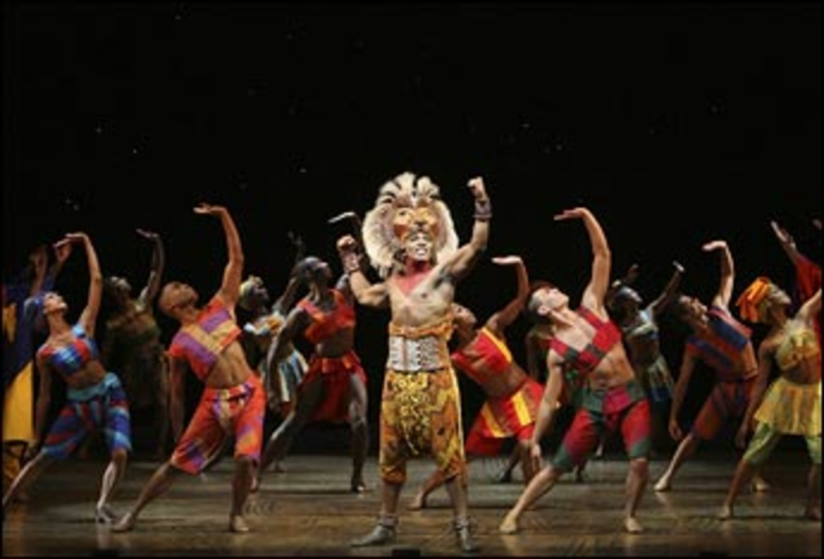 No Mane, No Gain: Impressive staging helps The Lion King flex its muscles.