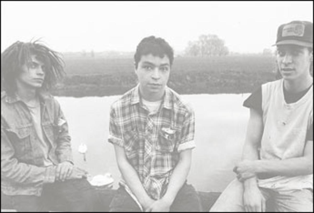 Continental Riff: Dutch trio Gore bridged ?80s metal and modern instrumental rock.