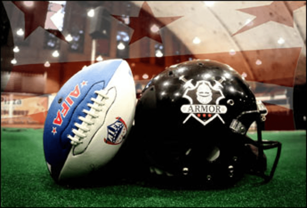 Balls and Walls: Arena football comes to D.C.