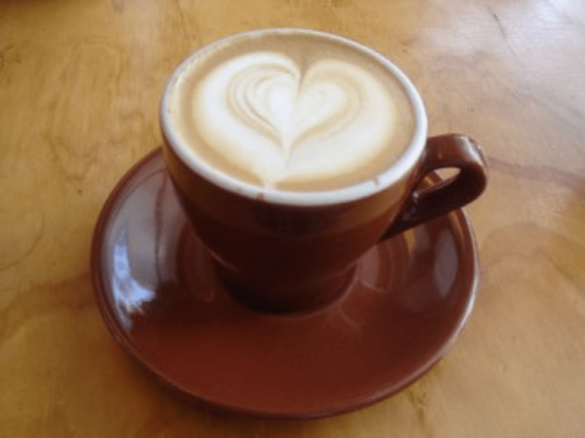Cappuccino photo by Jazzbobrown, Creative Commons Attribution License