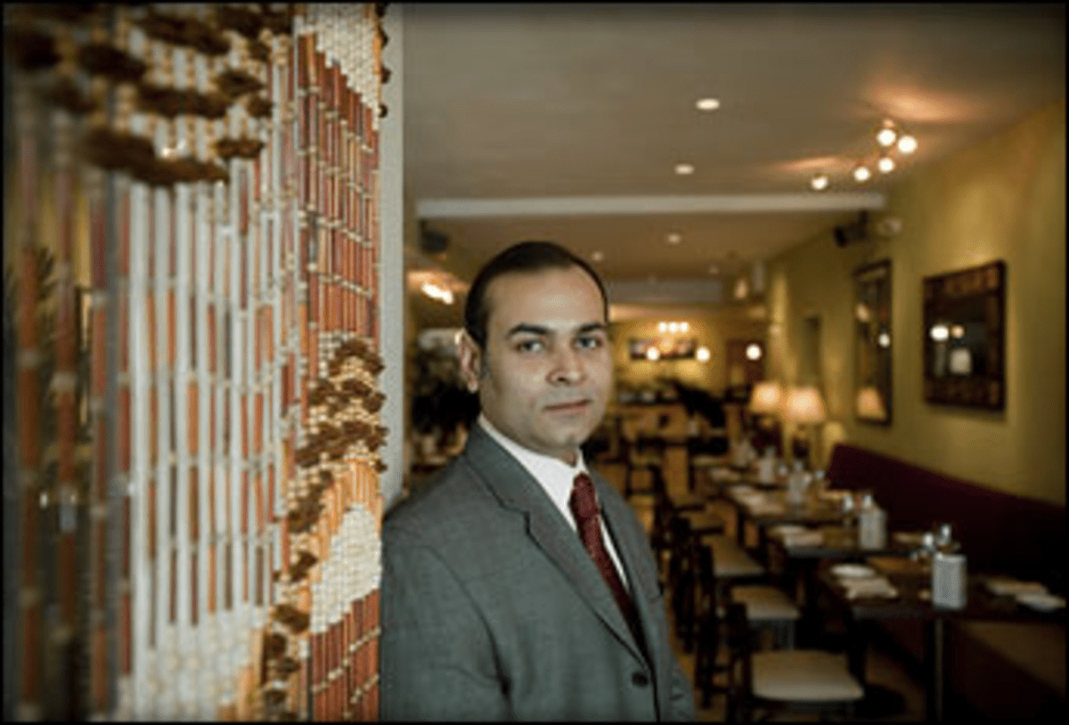 Curtain Call: Atul Bhola enticed Heritage India?s head chef to lead the kitchen at his new restaurant.