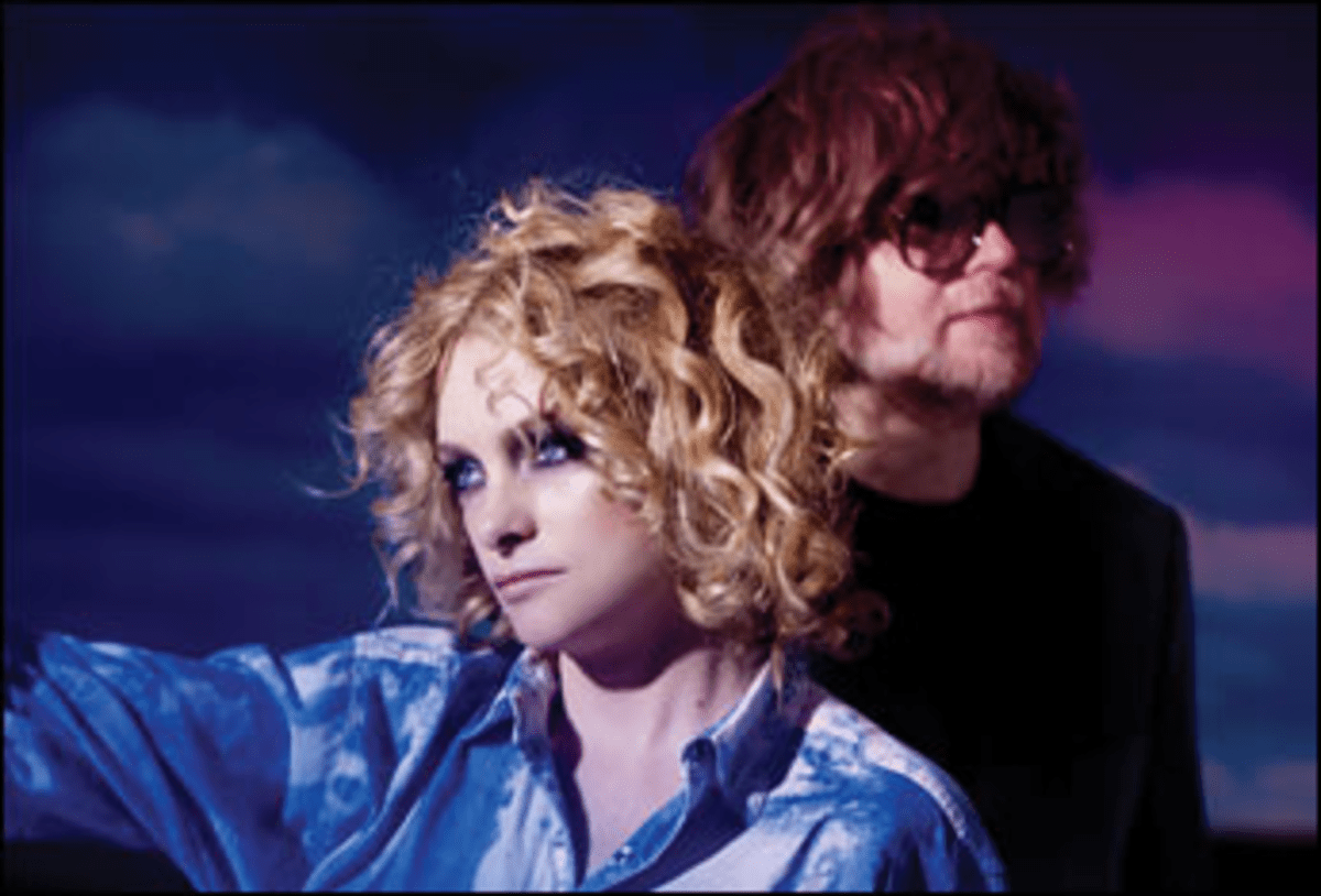 Chill Factor: Gregory brings the Erasure, Goldfrapp brings the Kylie.