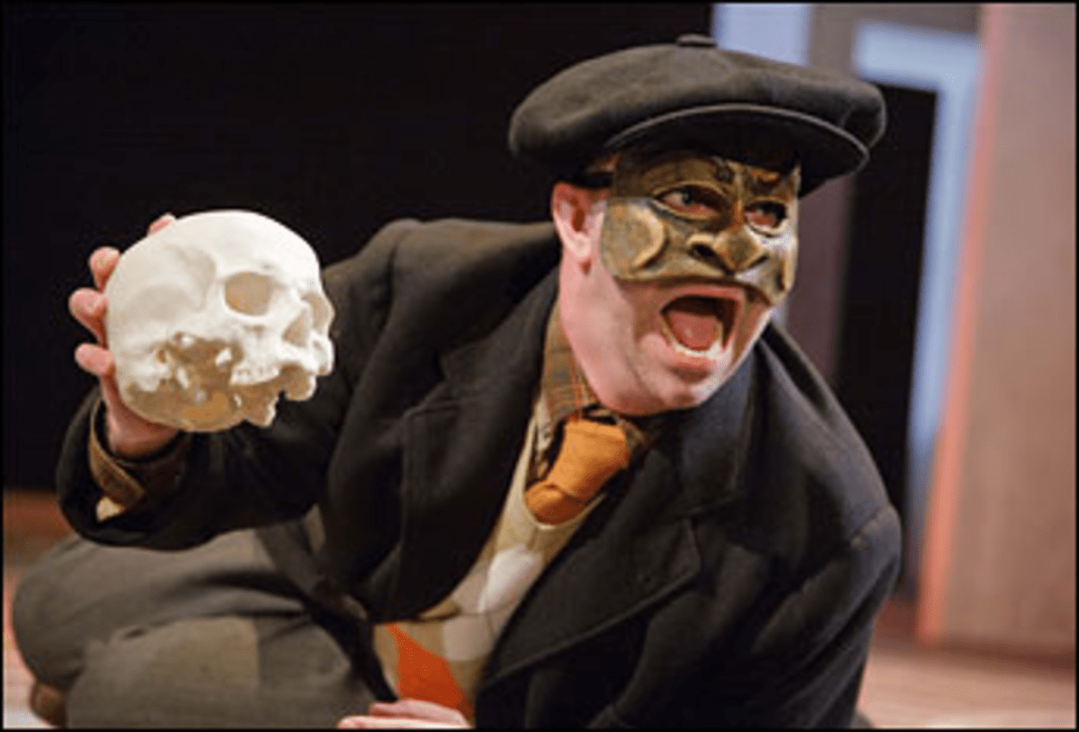 Revenge is a Dish Best Served Hilarious: Hamlet, with laughs!