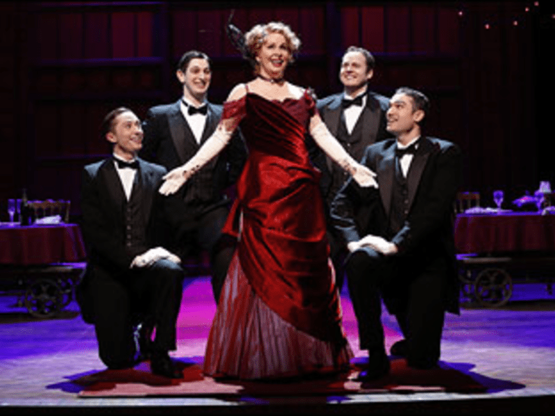 Glowing and Crowing: Hello, Dolly! doesn't quite scale down gracefully.