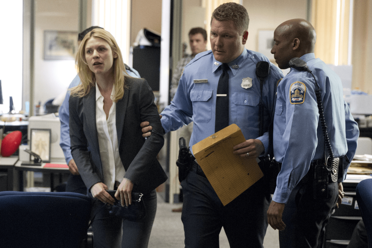 FOR TV WEEK DO NOT PURGE Claire Danes as Carrie Mathison in Homeland (Season 3, Episode 2). - Photo:  Kent Smith/SHOWTIME - Photo ID:  homeland_302_0378.R