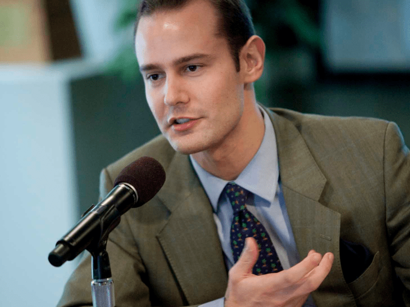 The World Island: Eurasian Geopolitics and the Fate of the West  Speaker(s): Alexandros Petersen