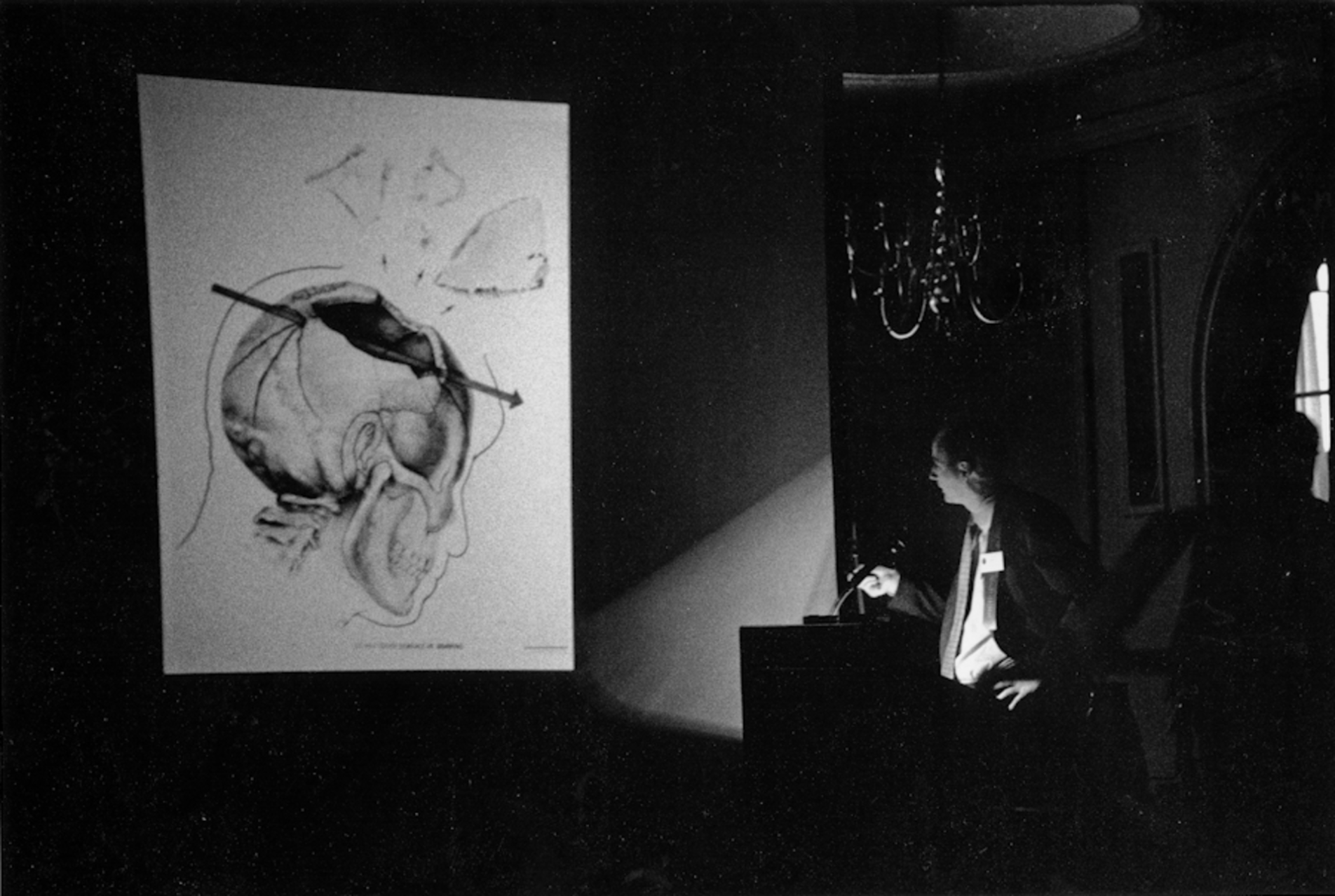 Lecture, 1993
