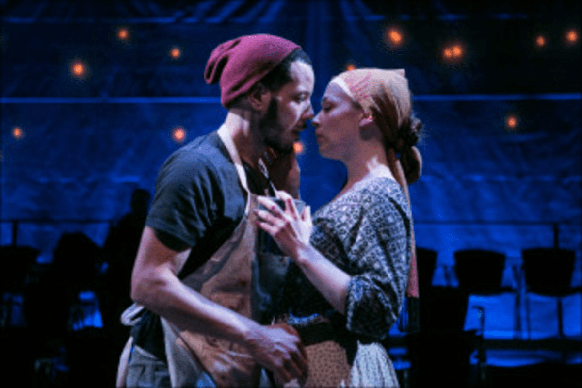 Passion Plays extraordinary cast brings dreamy Easter parables to life.s extraordinary cast brings dreamy Easter parables to life.
