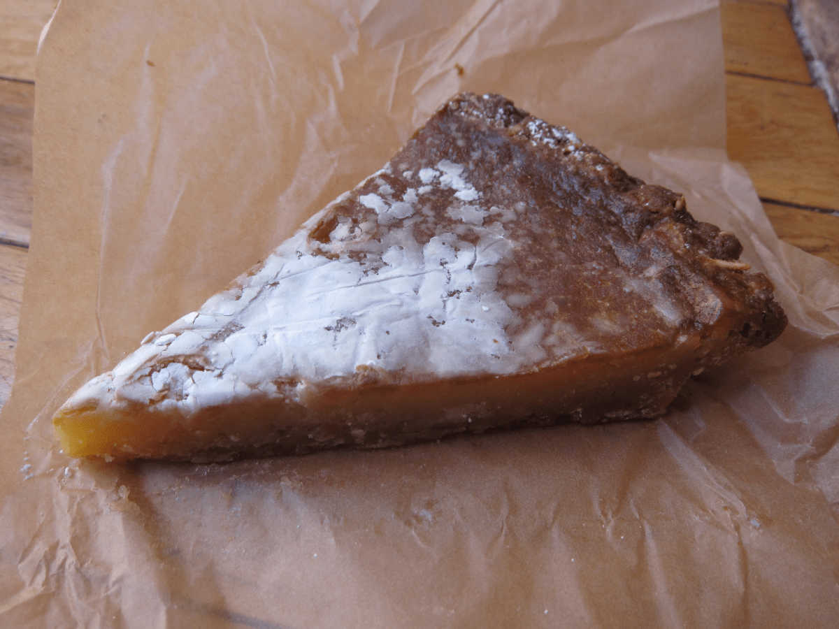 Slice of Milk Bars Crack Pie by Daniel Zemanss Crack Pie by Daniel Zemans