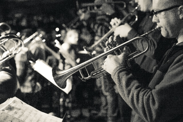 The Bohemian Caverns Jazz Orchestra
