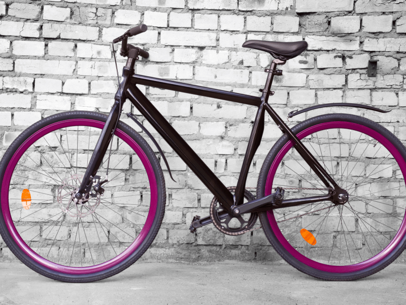 Photos of this show are unavailable, so here is a picture of a bicycle.