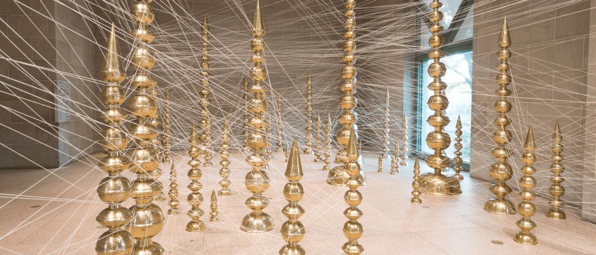 """""""Terminal"""" by Subodh Gupta (2010)"""
