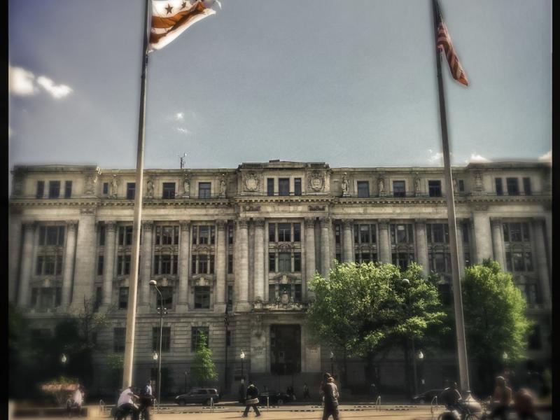 The John A. Wilson Building