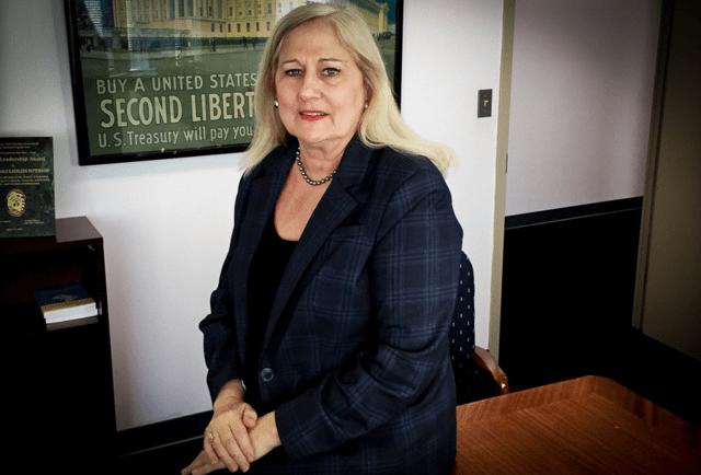 D.C. Auditor Kathy Patterson