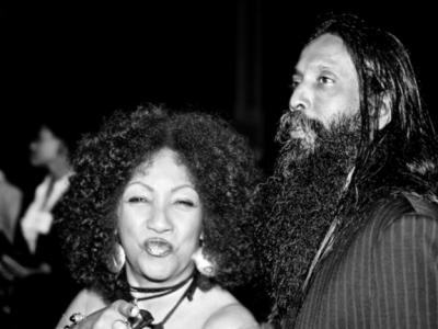Maiesha Rashad and her husband, Brian Rashad, in 2014