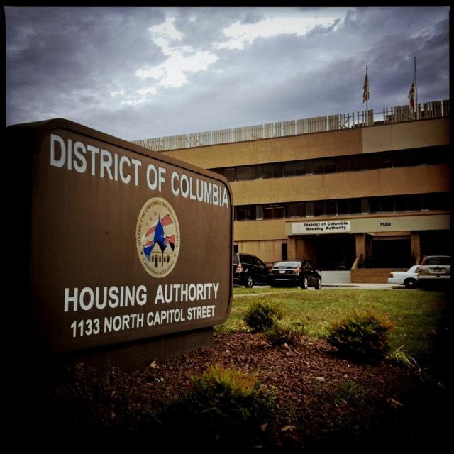 DC Housing Authority headquarters