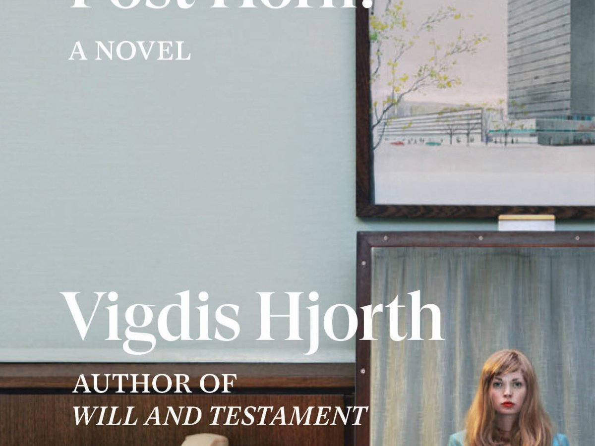 The cover of Long Live the Post Horn by Vigdis Hjorth