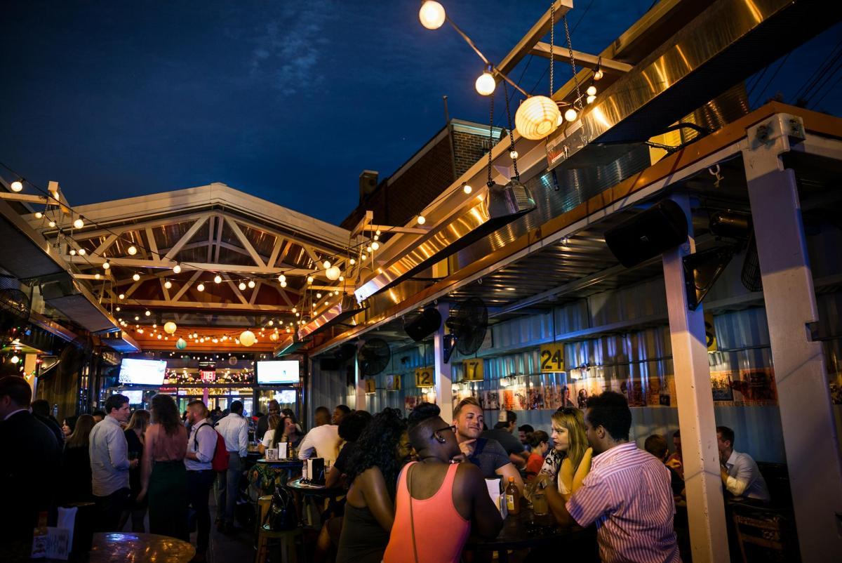 U Street NW bar El Ray