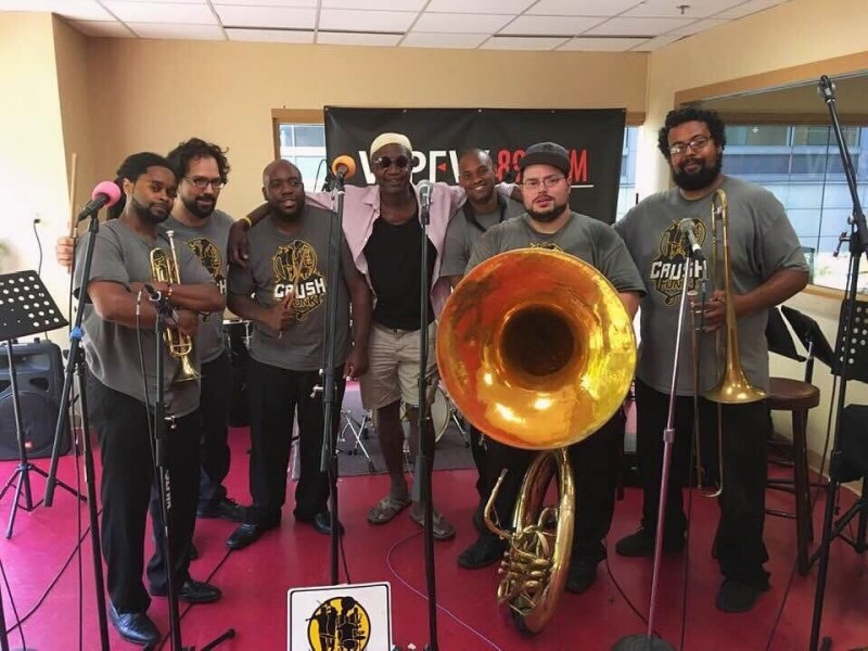 Crush Funk Brass Band