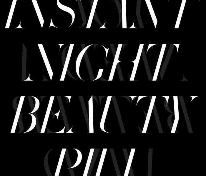 The cover art for Beauty Pill's Instant Night