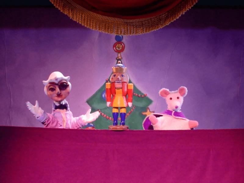 A screenshot of The Puppet Co.'s Nutcracker.