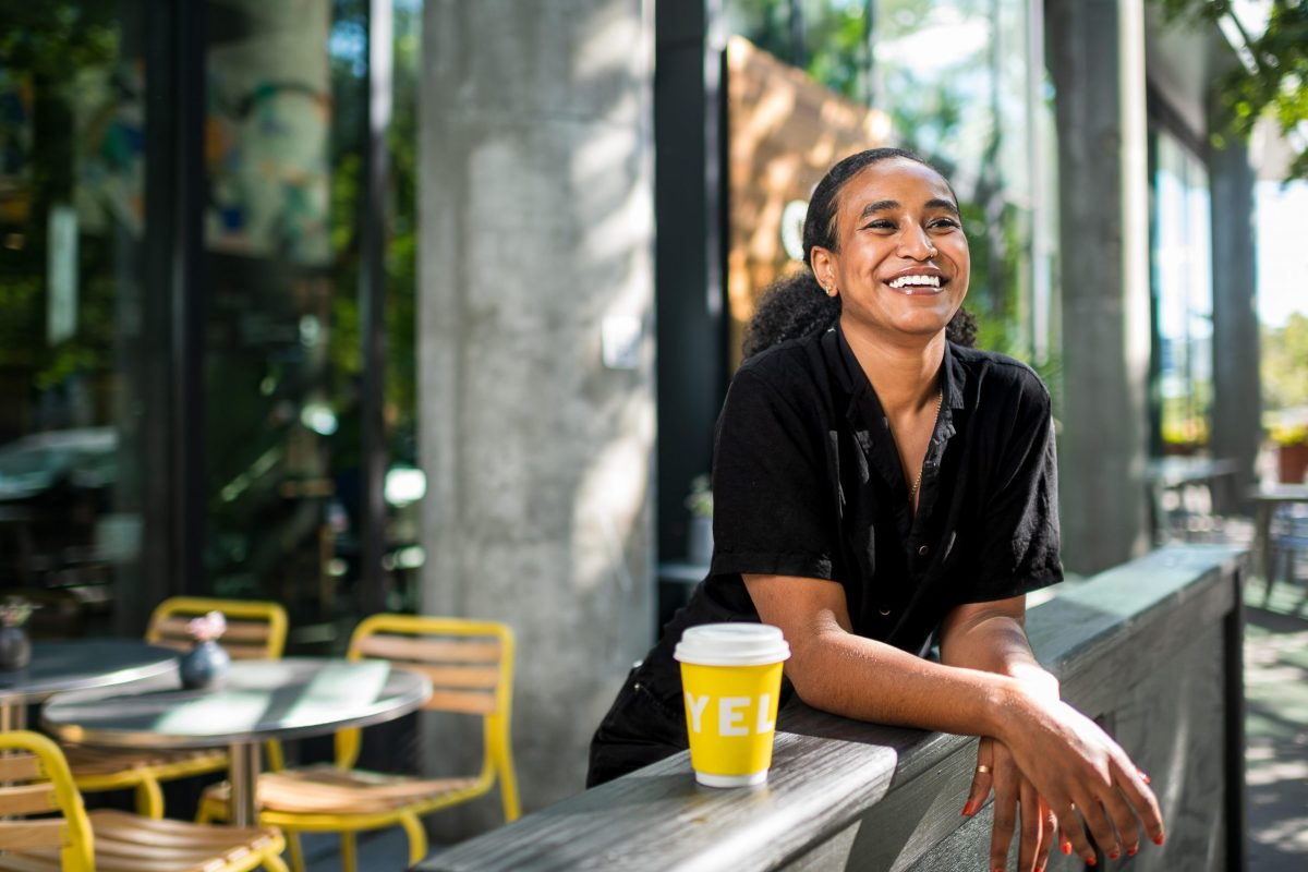 Yellow Coffee Director Ayat Elhag