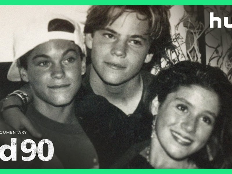 A promotional image for Kid 90.