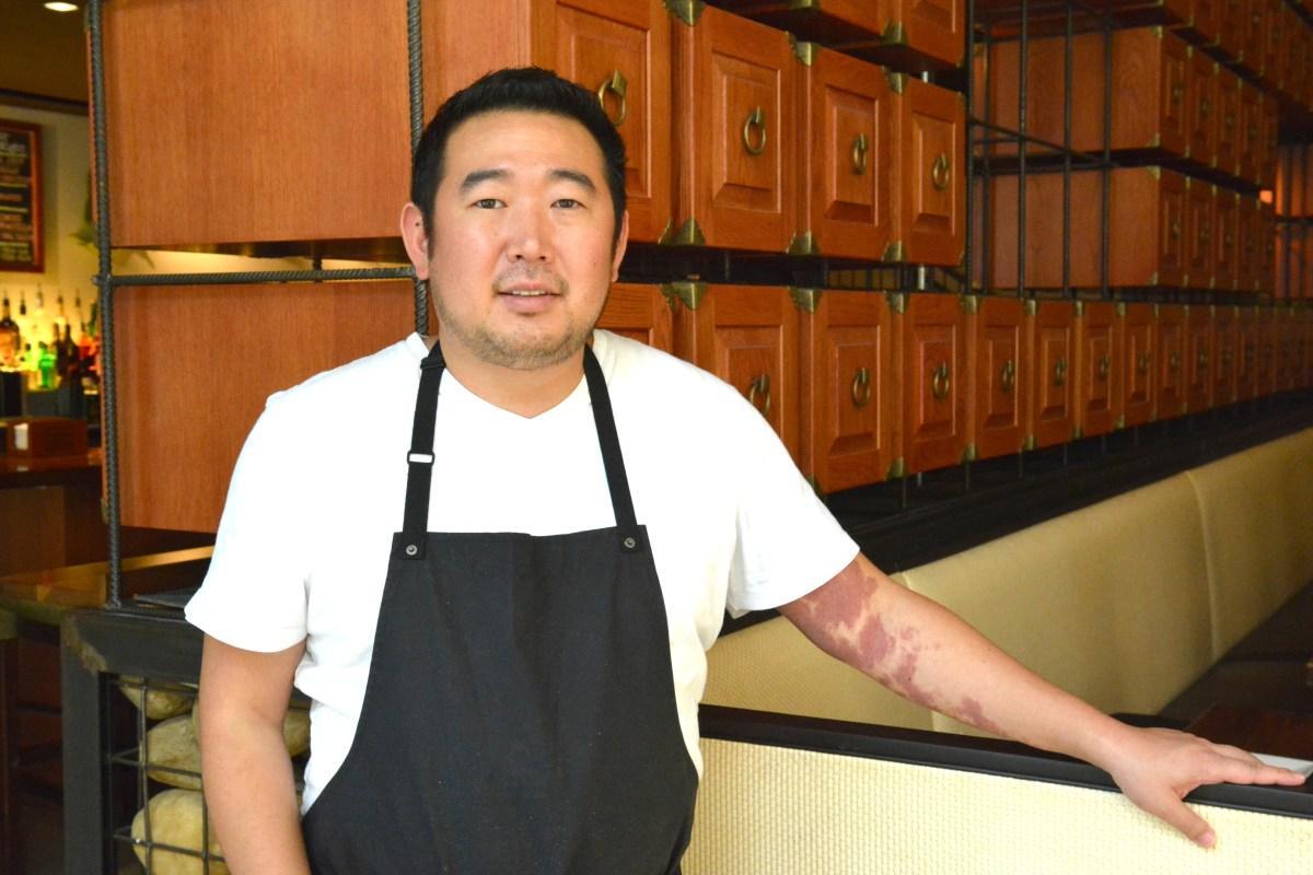 Anju Co-owner Danny Lee