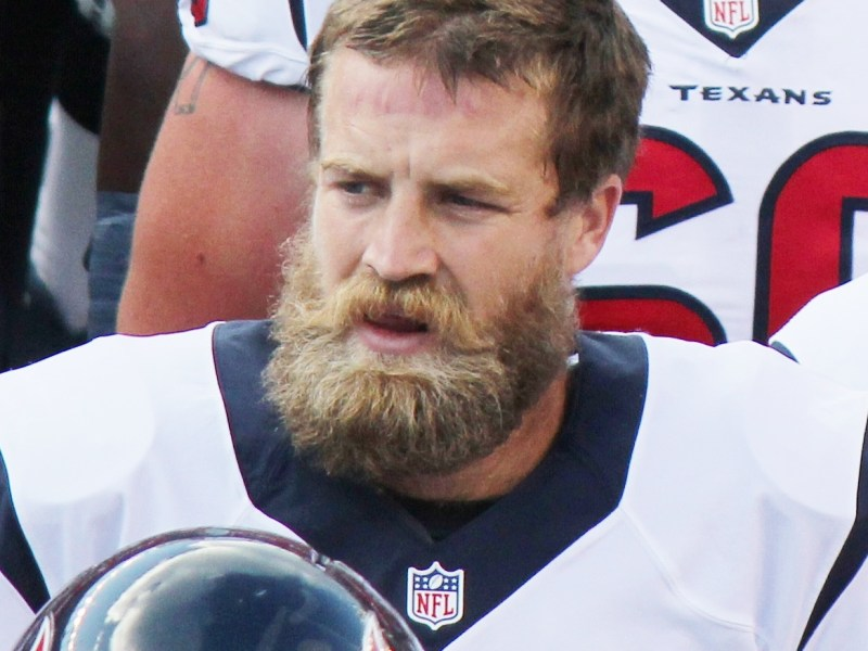 Ryan Fitzpatrick, the Washington Football Team's new quarterback
