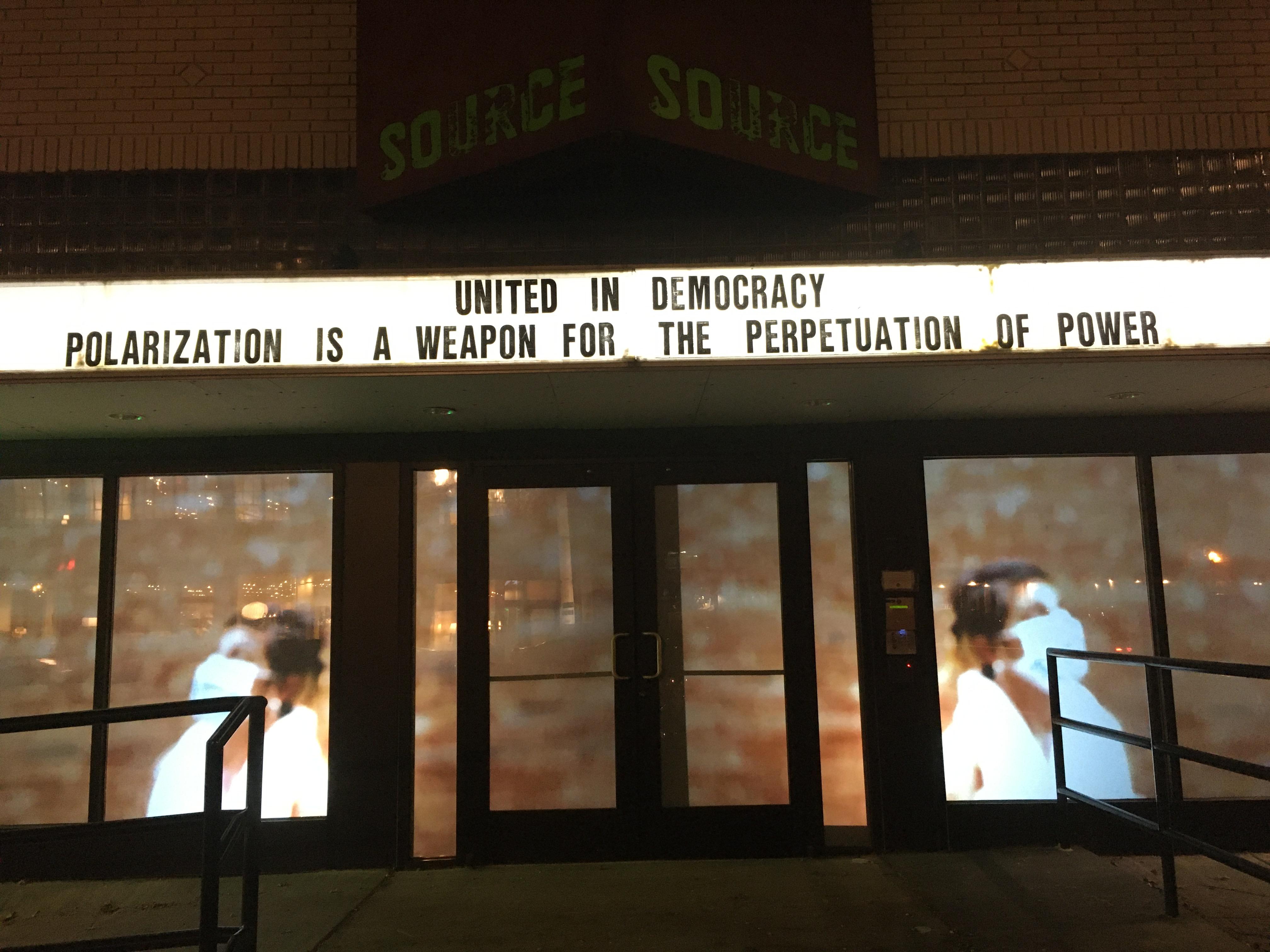 Exterior facade of CulturalDC's Subversions