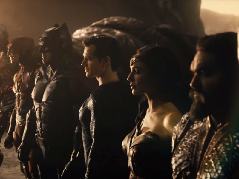 A still from Zack Snyder's Justice League.
