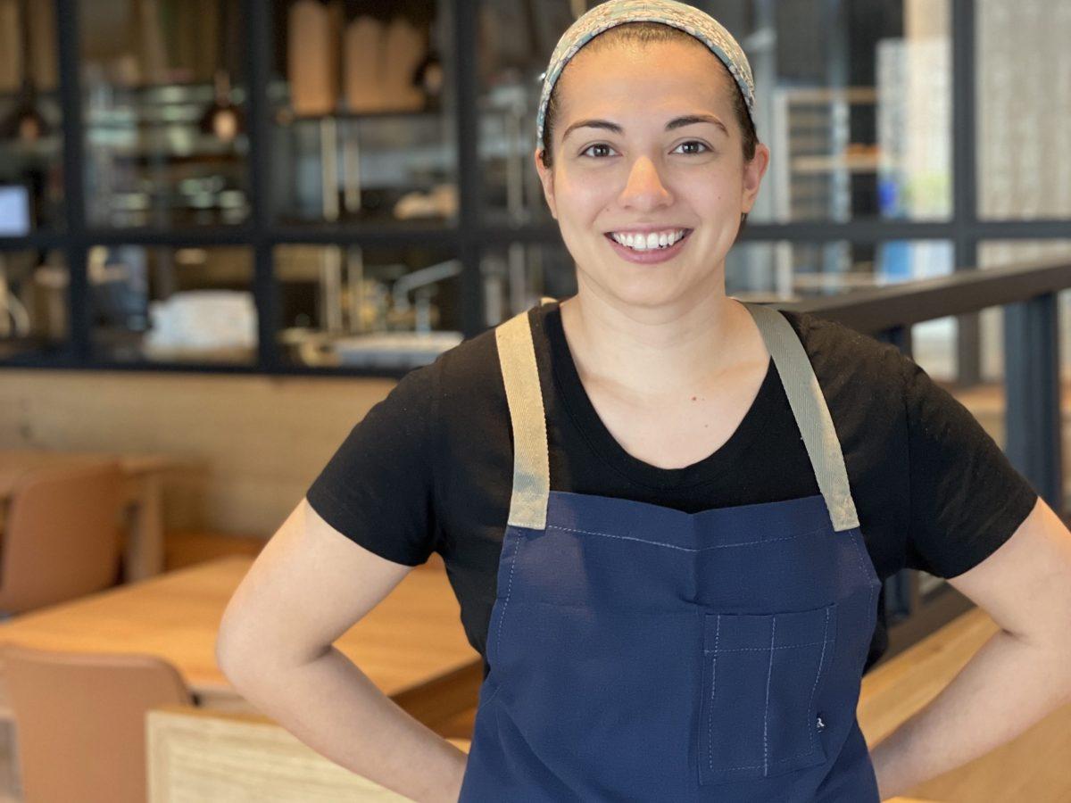 Executive Chef Kat Petonito