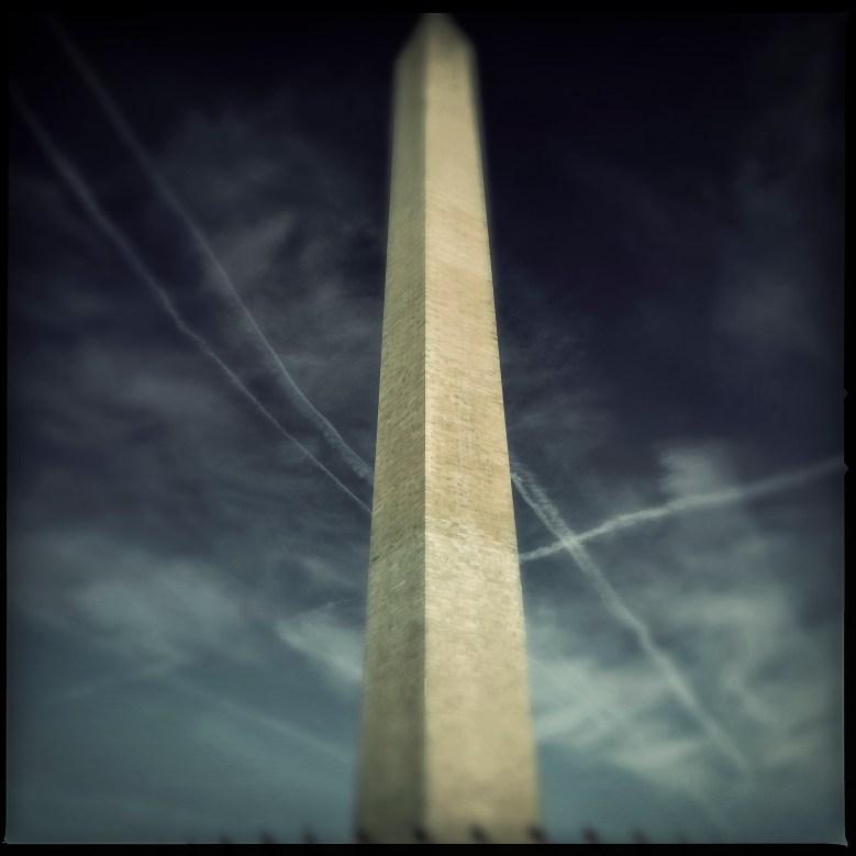 Washington Monument Grounds, Jan. 20
