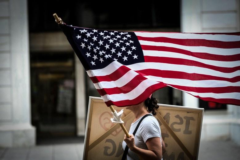 Unite the Right 2 Protest, Aug. 12